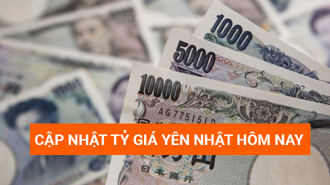 Đổi 1 yên Nhật bằng bao nhiêu tiền Việt Nam ?