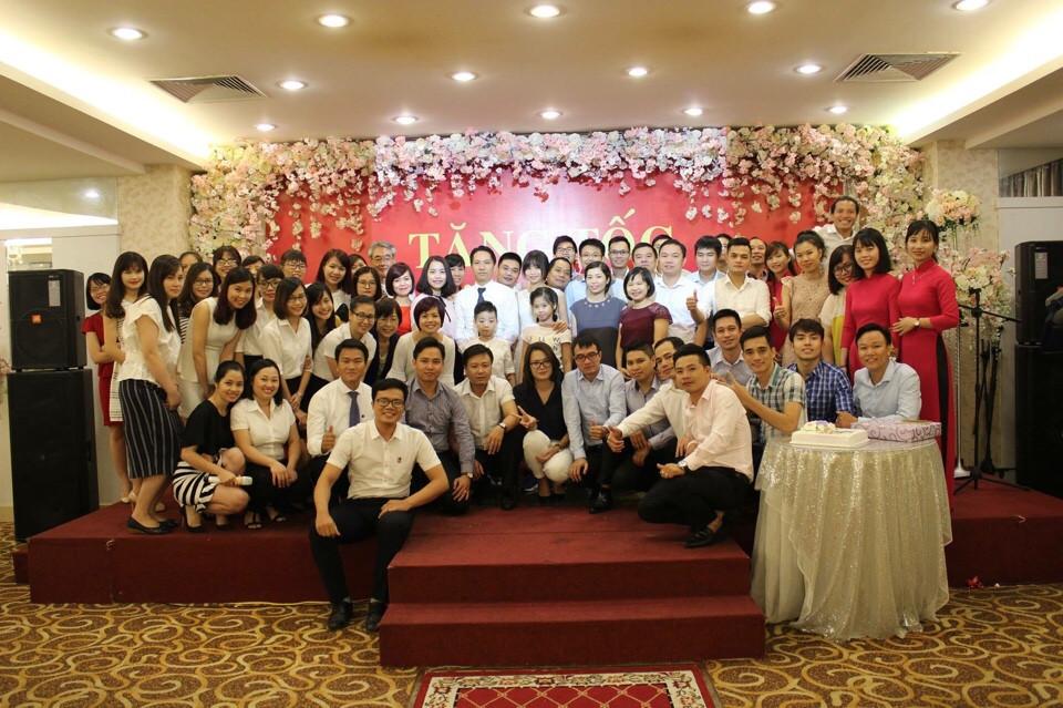 Đội ngũ nhân viên phát triển thị trường Nhật Bản