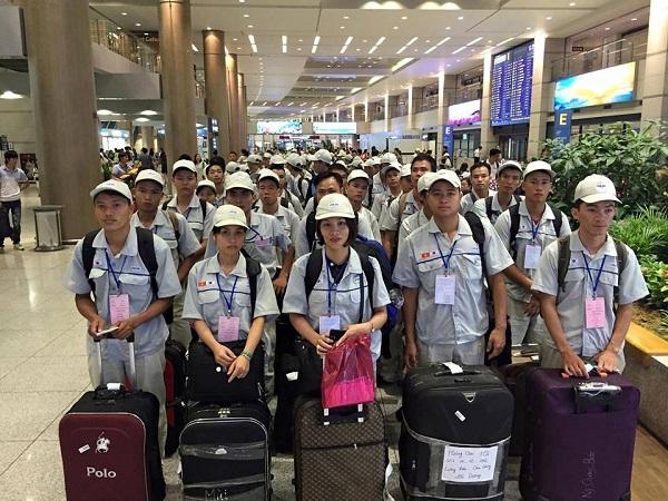 Xuất khẩu lao động Nhật Bản chiếm trọn thị trường 58 quận huyện bị cấm đi lao động Hàn Quốc