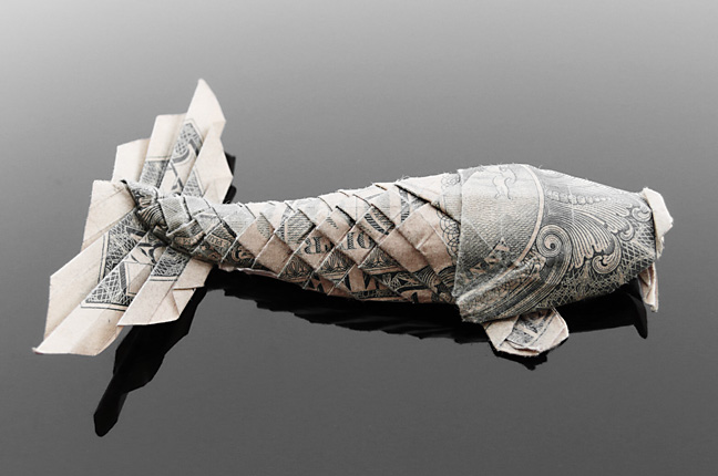 nghệ thuật gấp origami