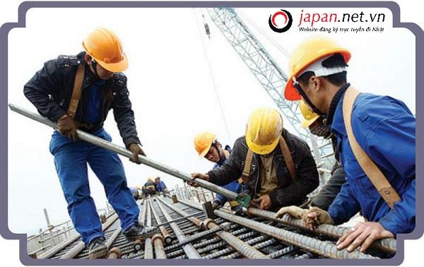 Sự thật về đi XKLD ngành xây dựng Nhật Bản