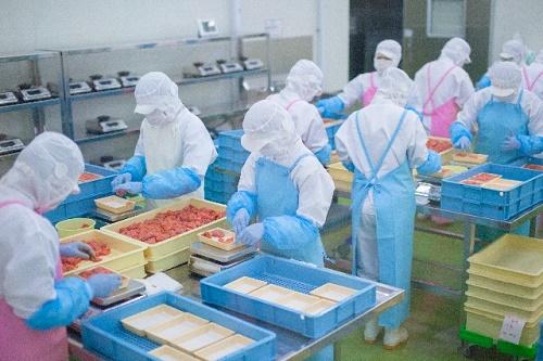 Hot! Đơn hàng xuất khẩu lao động làm chế biến thịt tại Tokyo Nhật Bản