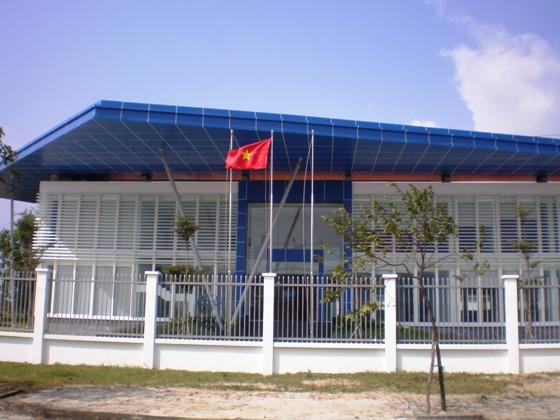 Nhà máy sữa Vinamilk Đã Nẵng
