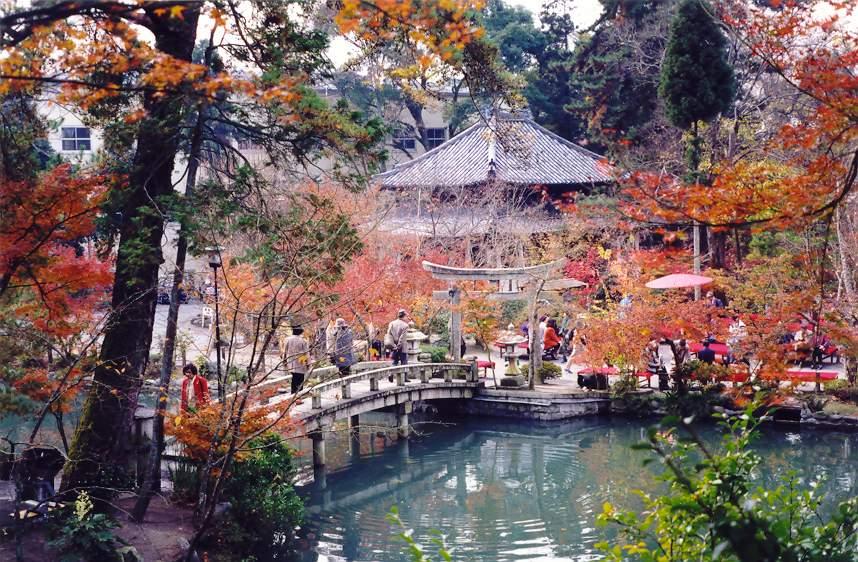 Cố đô Kyoto - giá trị di sản văn hóa Nhật Bản