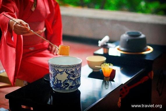 Nghệ thuật trà đạo Nhật Bản và những điều bạn chưa biết