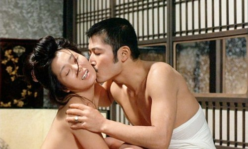 Văn hóa tình dục có một không hai ở Nhật Bản