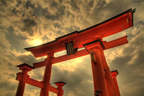 Torii  - Muôn vẻ Điểu cư ở Nhật Bản