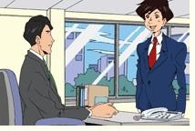 Đài NHK Nhật Bản - Bài số 6: Sau khi đi ngân hàng, tôi sẽ đến công ty