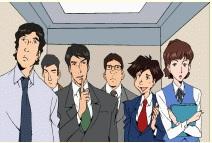 Đài NHK Nhật Bản - Bài số 13: Đừng nói chuyện
