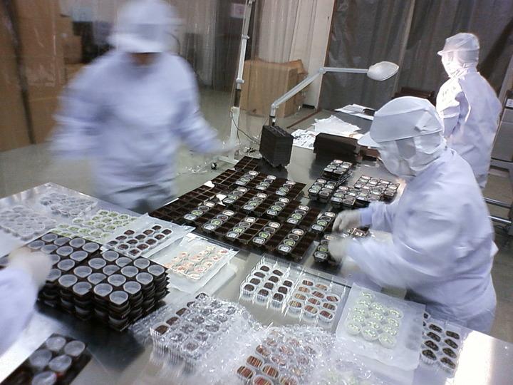 42 nam nữ làm thực phẩm 1 năm tại Hiroshima đợt 3 tháng 3/2014