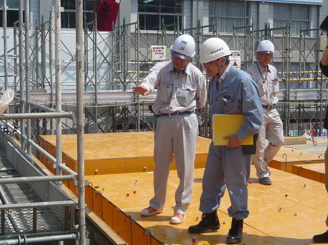 18 Nam xây dựng tại Chiba tháng 08/2014