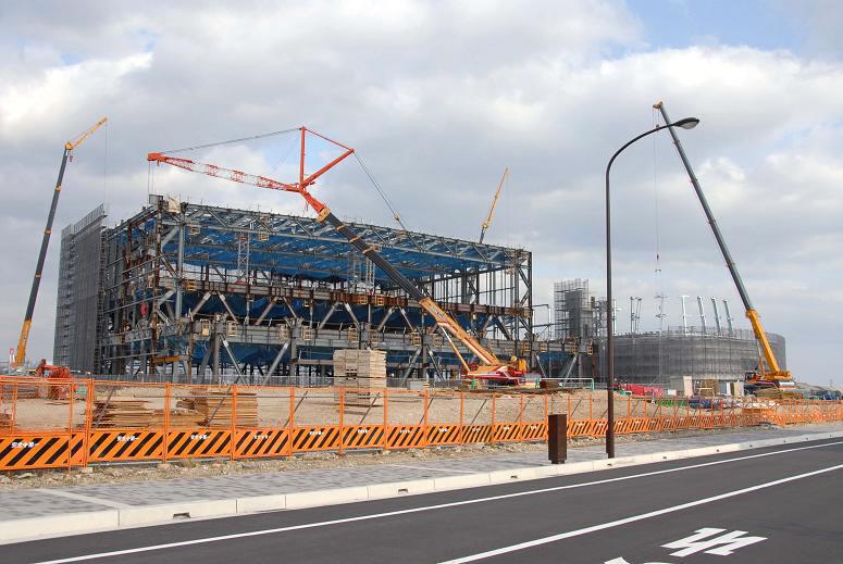 15 Nam làm xây dựng tại Hokkaido tháng 1/2015