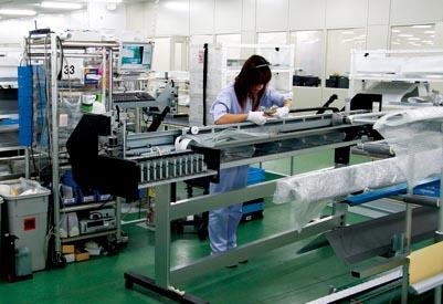 9 Nữ xuất khẩu lao động làm dập kim loại tại Shizuoka tháng 2/2015