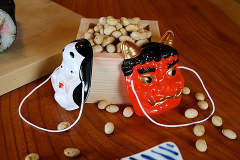 Lễ hội ném hạt đậu đầu năm Nhật Bản