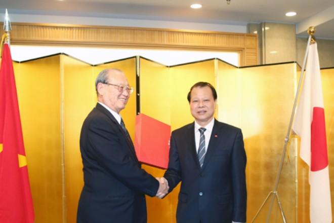 Thúc đẩy doanh nghiệp Nhật Bản đầu tư vào Việt Nam