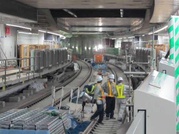 20 Nam thợ làm sắt xây dựng tại Saitama tháng 6/2015