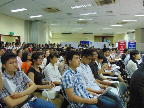 Cơ hội làm việc trong các doanh nghiệp Nhật tại Việt Nam