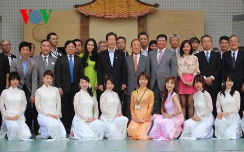 Lễ hội gắn kết mối tình Việt Nam – Nhật Bản