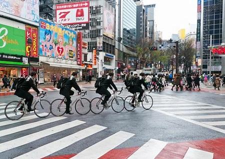 Chia sẻ kinh nghiệm đi lại khi sống ở Nhật Bản!