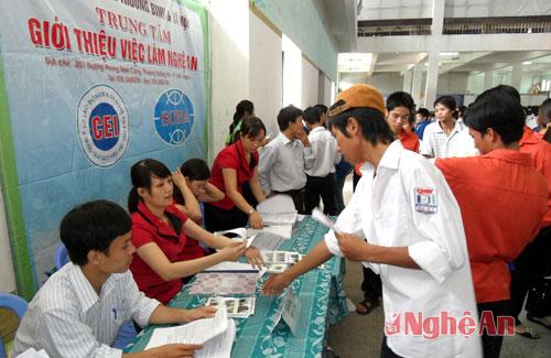 Nghệ An - Đi xuất khẩu lao động làm giàu chính đáng