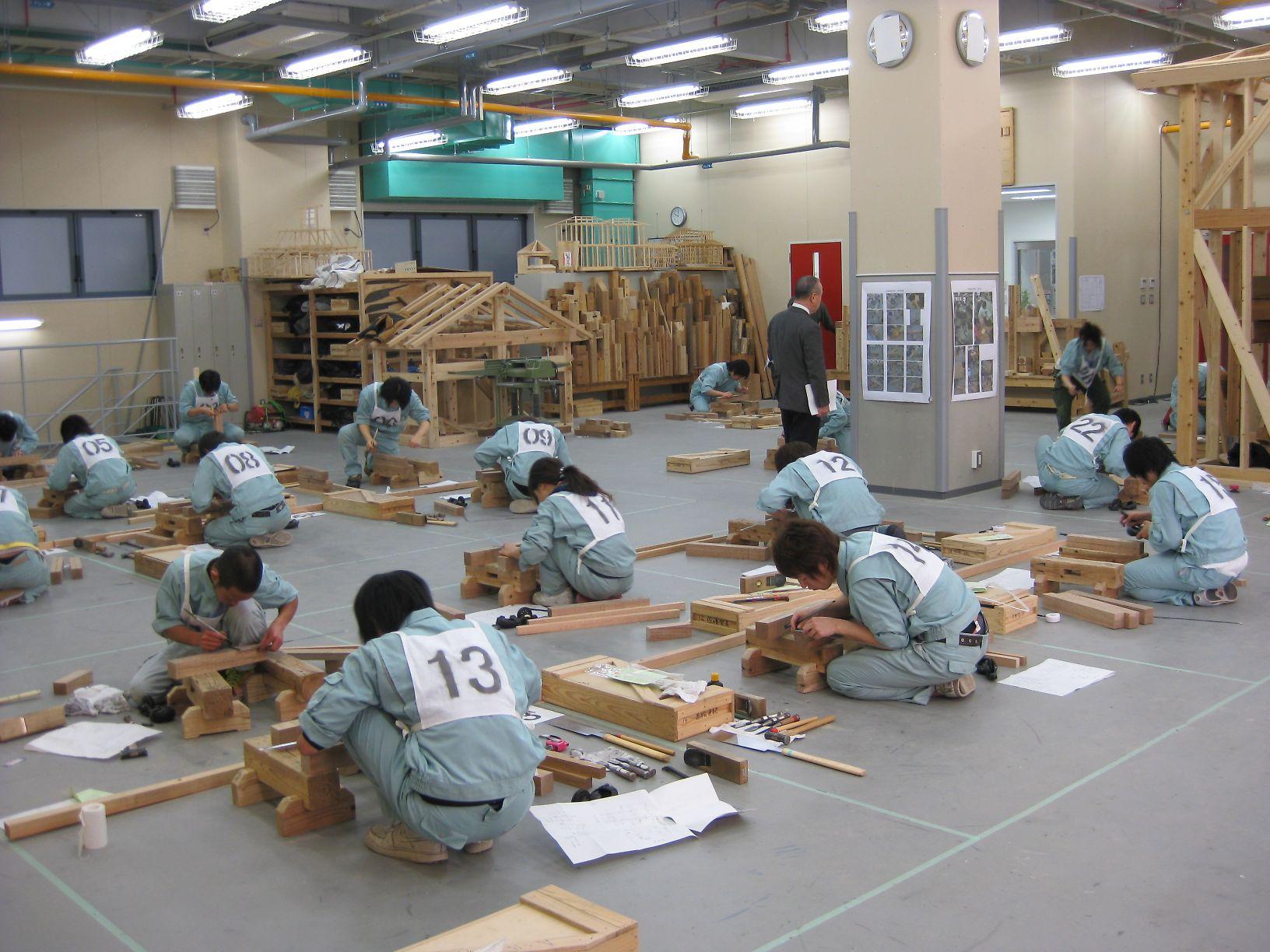 6 kỹ sư xây dựng làm tại Chiba 8/2015 (không yêu cầu tiếng)
