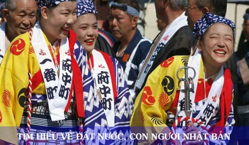Cùng nhau tìm hiểu về đất nước, con người Nhật Bản