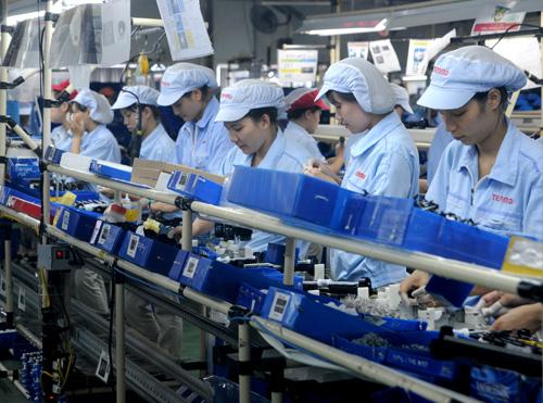 Tuyển 25 nữ làm lắp ráp linh kiện điện tử tại Nhật Bản tháng 01/2015