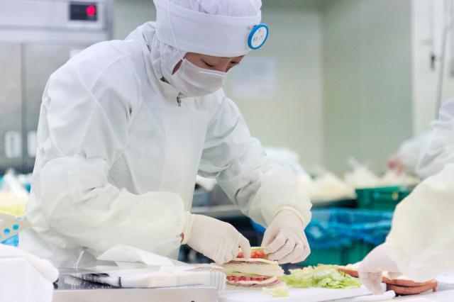 Tuyển 20 nữ làm chế biến thực phẩm tại Yamanashi tháng 1/2018