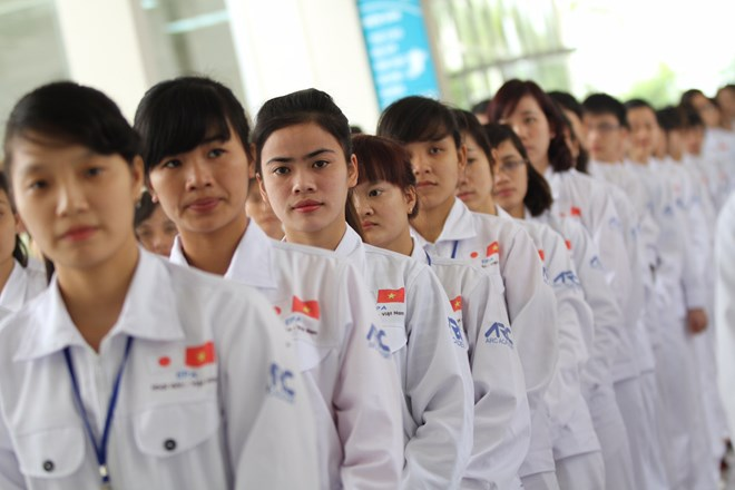 Trung tâm xuất khẩu lao động ngoài nước uy tín ở Hà Nội