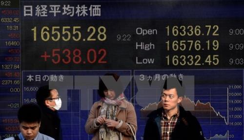 Giá yên tăng khi Nhật Bản giữ nguyên chính sách lãi suất