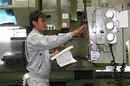 Tuyển 15 nam làm bảo dưỡng máy móc tại Gifu xuất cảnh nhanh