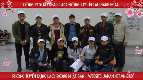 Công ty xuất khẩu lao động Nhật Bản uy tín tại Thanh Hóa