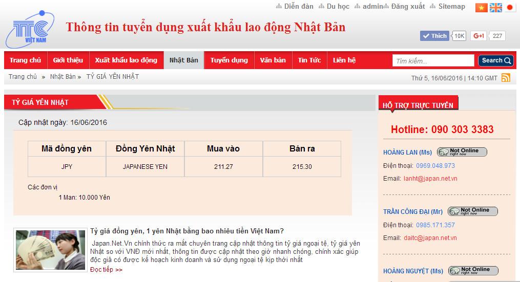 Đồng Yên tăng giá lên mức cao nhất trong 3 năm trở lại đây