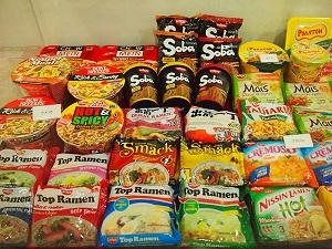 Bảng giá gạo và thực phẩm thiết yếu tại Hokkaido