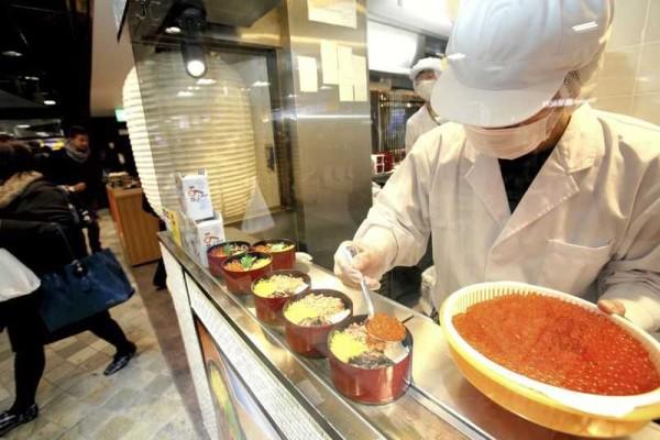 TUYỂN GẤP 193 Lao động đi xuất khẩu lao động Nhật Bản tỉnh Thái Nguyên ngành chế biến thực phẩm