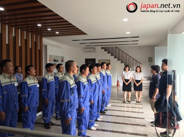Tổ chức thi tuyển đơn hàng cốt thép tại trung tâm đào tạo ngày 17/01/2019