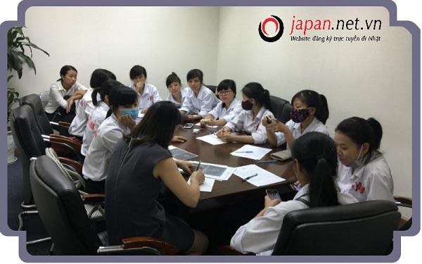 Thi tuyển đơn hàng chế biến thủy sản Toyama 07/08/2017