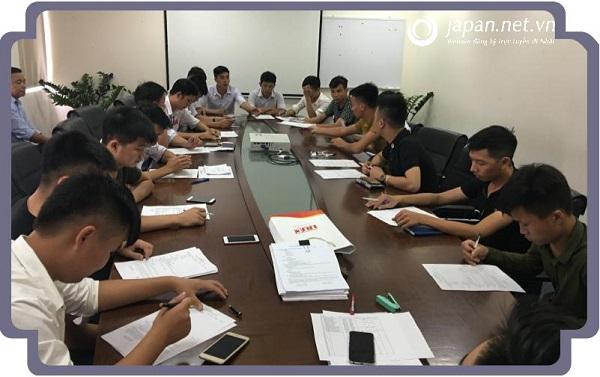 Hoạt động XKLĐ tại TTC Việt Nam ngày 14/08