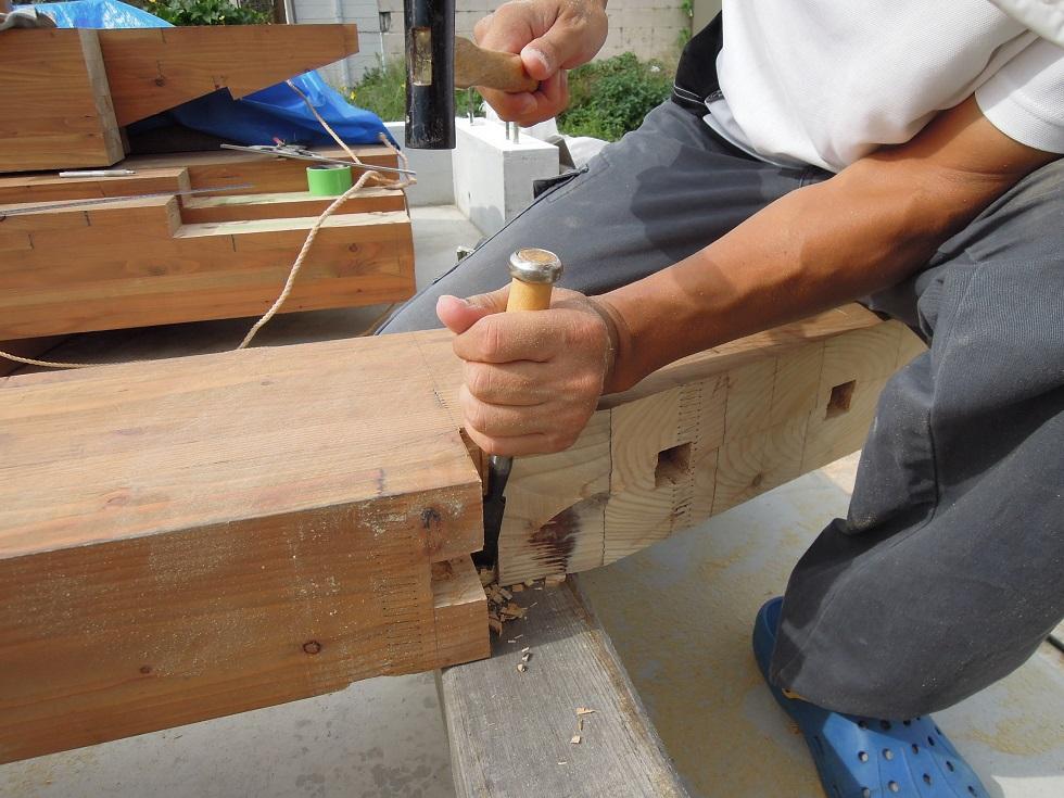 Tuyển GẤP 19 Nam làm mộc xây dựng tại Hokkaido tháng 8/2018