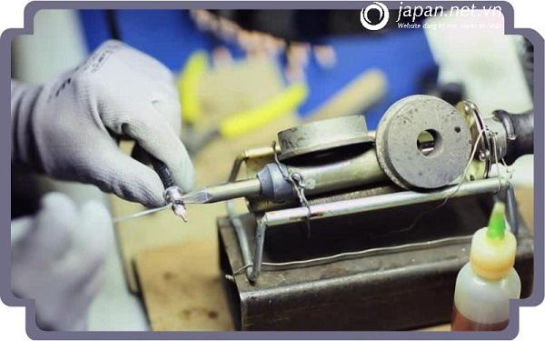 Xuất khẩu lao động Nhật Bản ngành cơ khí có vất vả không?