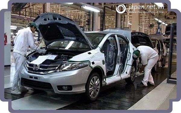 Có nên xuất khẩu lao động Nhật bản ngành ô tô hay không?