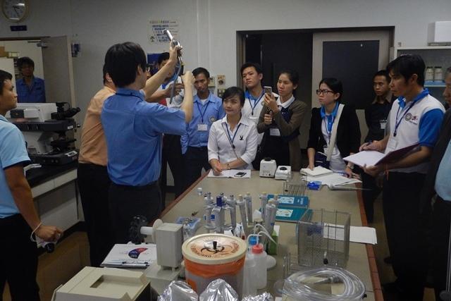 Tuyển dụng quản lý thực tập sinh làm việc tại Nhật Bản