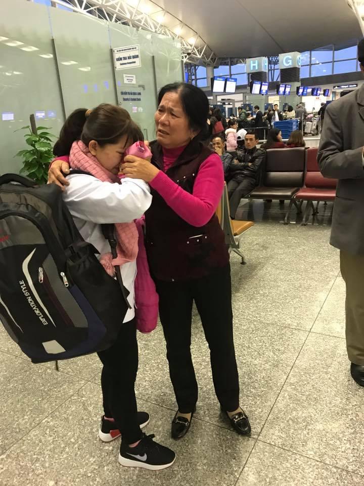 Lời mẹ dặn con gái khi đi xuất khẩu lao động Nhật Bản