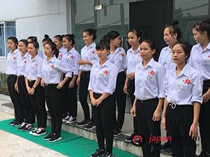 Thi tuyển đơn hàng cơm hộp Tokyo Nhật Bản tại trung tâm 3 TTC Việt Nam
