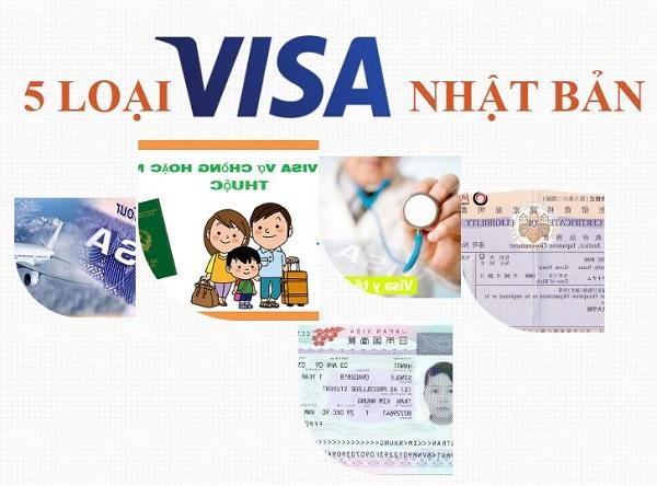 5 loại Visa Nhật Bản người lao động nên biết