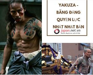 Yakuza nhật bản- Thế giới ngầm đáng sợ của mafia Nhật Bản