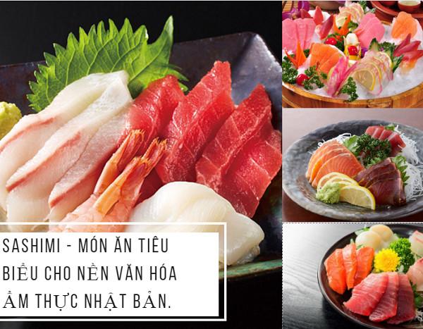Sashimi là gì? Các loại sashimi và cách ăn chuẩn như người Nhật