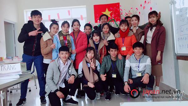 Trung tâm đào tạo TTC Việt Nam tổ chức tết cho các học viên tại trung tâm