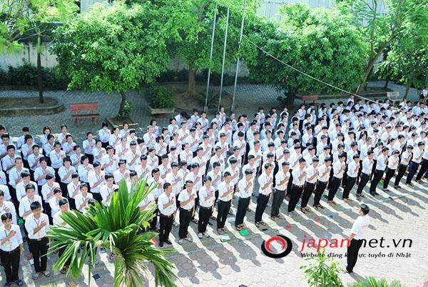 Một ngày của thực tập sinh tại trung tâm đào tạo TTC Việt Nam
