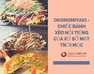 Okonomiyaki - TOP 10 quán bánh xèo Nhật Bản ngon nức tiếng tại Hà Nội